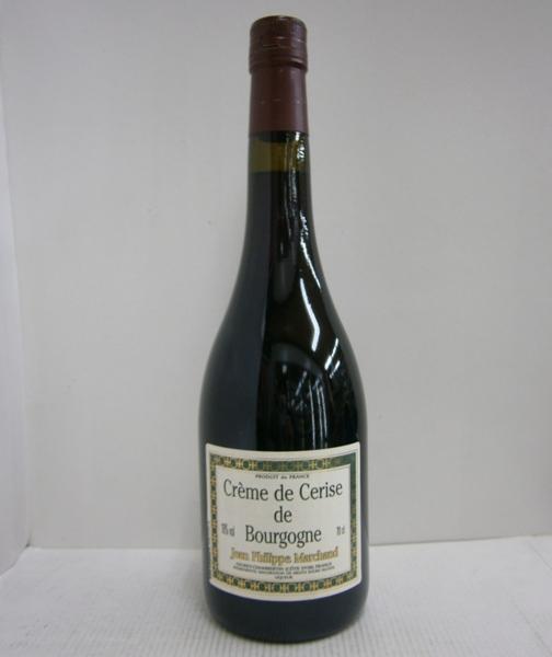 超歓迎された Creme de ストアー CERISE Bourgogne Jean Philippe Marchand クレーム 正規 ブルゴーニュ さくらんぼリキュール JPM 18% ド スリーズ 700ml