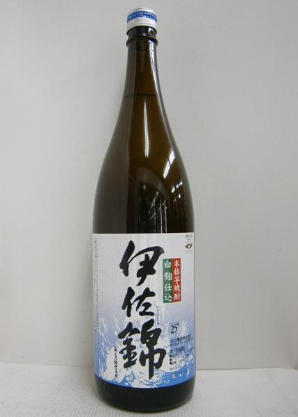 芋焼酎 伊佐錦 25% 1800ml*6本