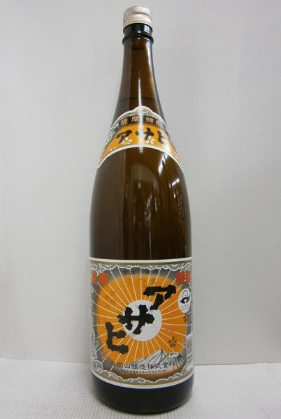 芋焼酎 日當山 アサヒ 25% 1800ml*6本