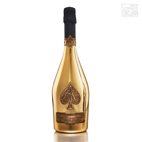 アルマン ド ブリニャック ブリュット ゴールド 750ml 並行 スパークリングワイン シャンパン