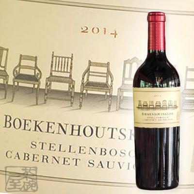 ブーケンハーツクルーフ ステレンボッシュ カベルネ 750ml 南アフリカ 赤ワイン