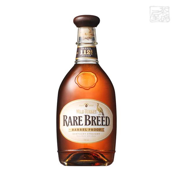 ワイルドターキー レアブリード 56度 750ml 並行  バーボンウイスキー