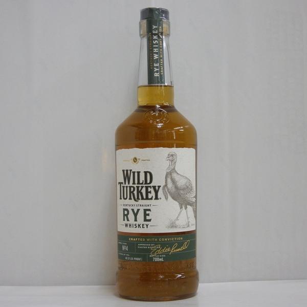 ワイルドターキー ライ 正規 40.5% 700ml ライウイスキー