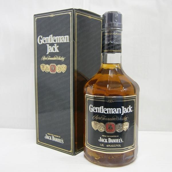 ジェントルマン ジャック 旧ボトル 並行 40% 1000ml テネシーウイスキー バーボン