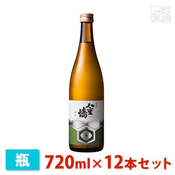 ヤエガキ 辛口 720ml 12本セット ヤエガキ酒造 日本酒 普通酒
