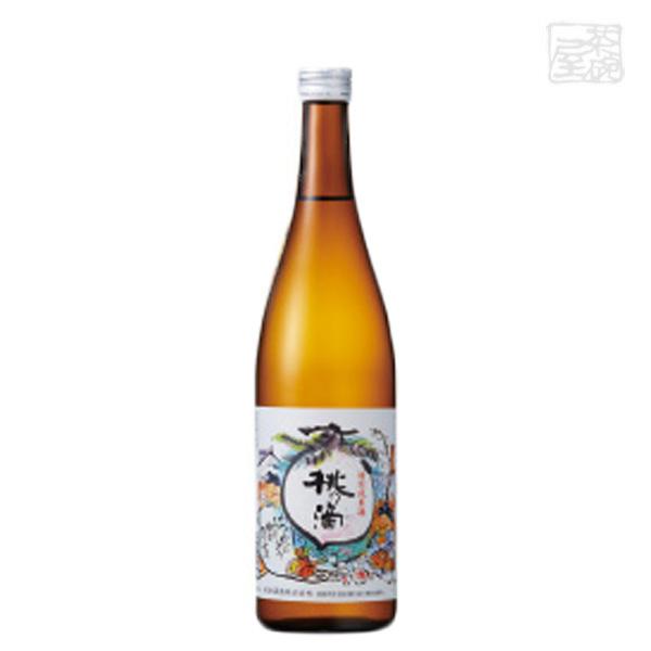 桃の滴 特別純米酒 720ml 12本セット 松本酒造 日本酒 純米酒