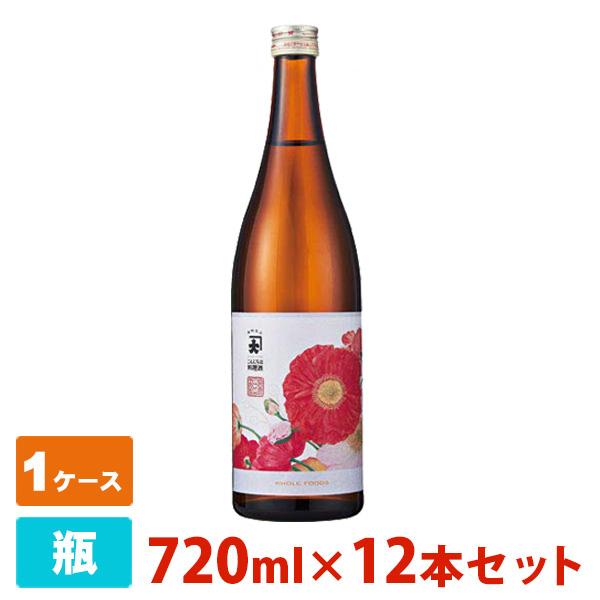 こんにちは料理酒  720ml 12本セット 大木代吉本店 日本酒 料理酒