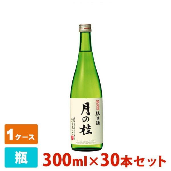 月の桂 純米酒 300ml 30本セット 増田徳兵衞商店 日本酒 純米酒