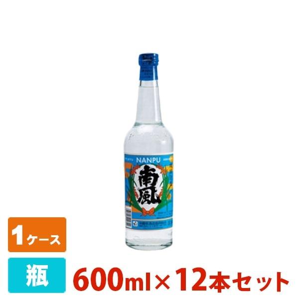 南風 泡盛 600ml 12本セット 沖縄県酒造協同組合 焼酎 泡盛