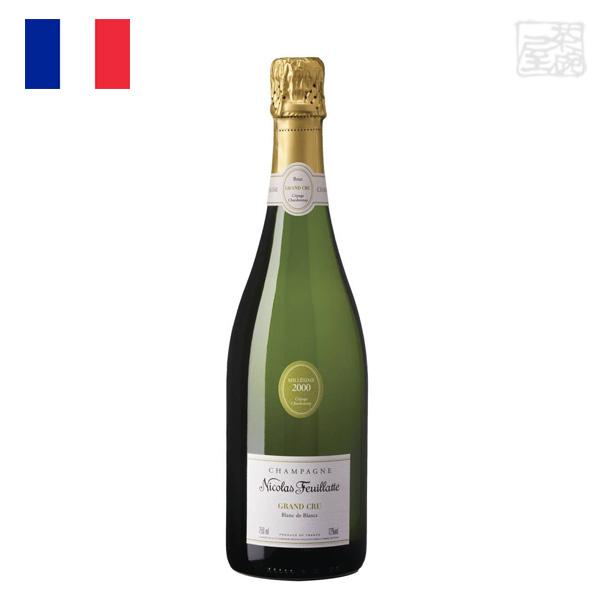 ニコラフィアット グランクリュ ブラン ド ブラン 750ml 辛口 白泡ワイン