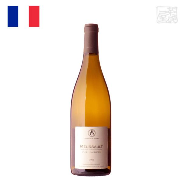 ジャン・クロード・ボワセ ムルソー プルミエ・クリュ レ・シャルム 750ml 辛口 白ワイン