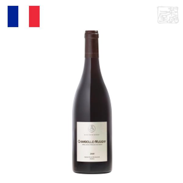 ジャン・クロード・ボワセ シャンボール ミュジニィ 750ml フルボディ 赤ワイン