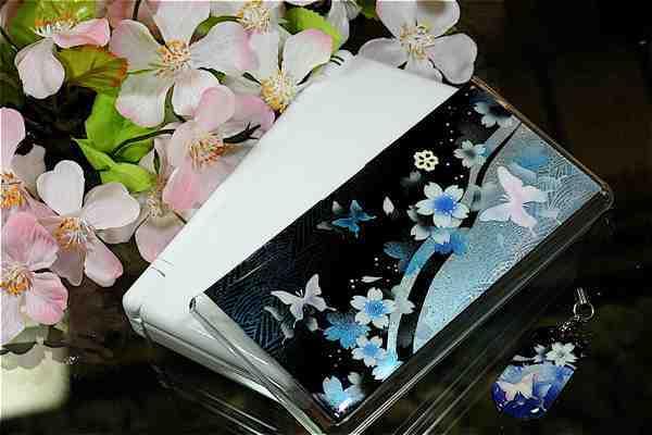 【送料無料】ニンテンドーDS・DSi・DSiLLケース「舳」職人の手作り!桜色限定!和柄カバー【楽ギフ_名入れ】【smtb-k】【w3】