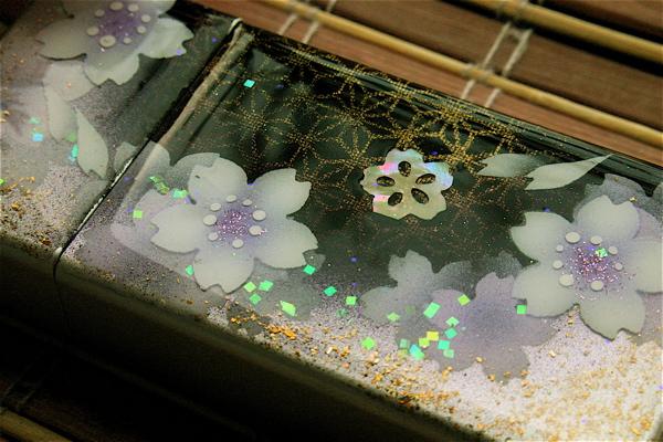 【桜色】携帯灰皿「素」匠の技!桜色限定シガレットケース!職人の手作り!和柄オリジナル商品です!