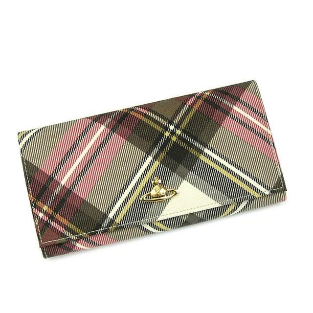 2a311f9aabf Vivienne Westwood (Vivienne Westwood) wallet 2 fold wallet VWW 1032 V DERBY  LW NEW ...