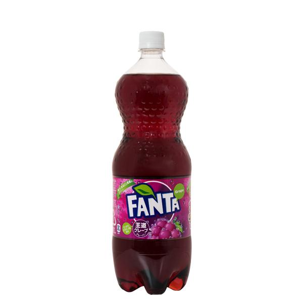 【2ケースセット】コカ・コーラ ファンタグレープ 1.5LPET 飲料 飲み物 ソフトドリンク ペットボトル 8本×2ケース 買い回り 買い周り 買いまわり ポイント消化