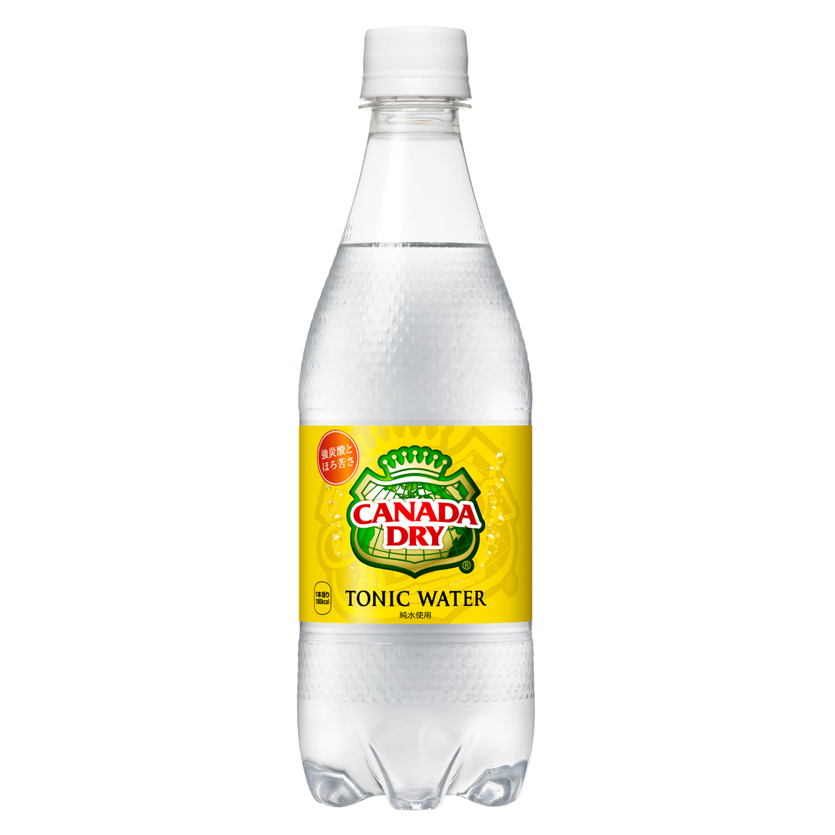 【2ケースセット】コカ・コーラ カナダドライ トニックウォーター 500mL PET 飲料 飲み物 ソフトドリンク ペットボトル 24本×2ケース 買い回り 買い周り 買いまわり ポイント消化
