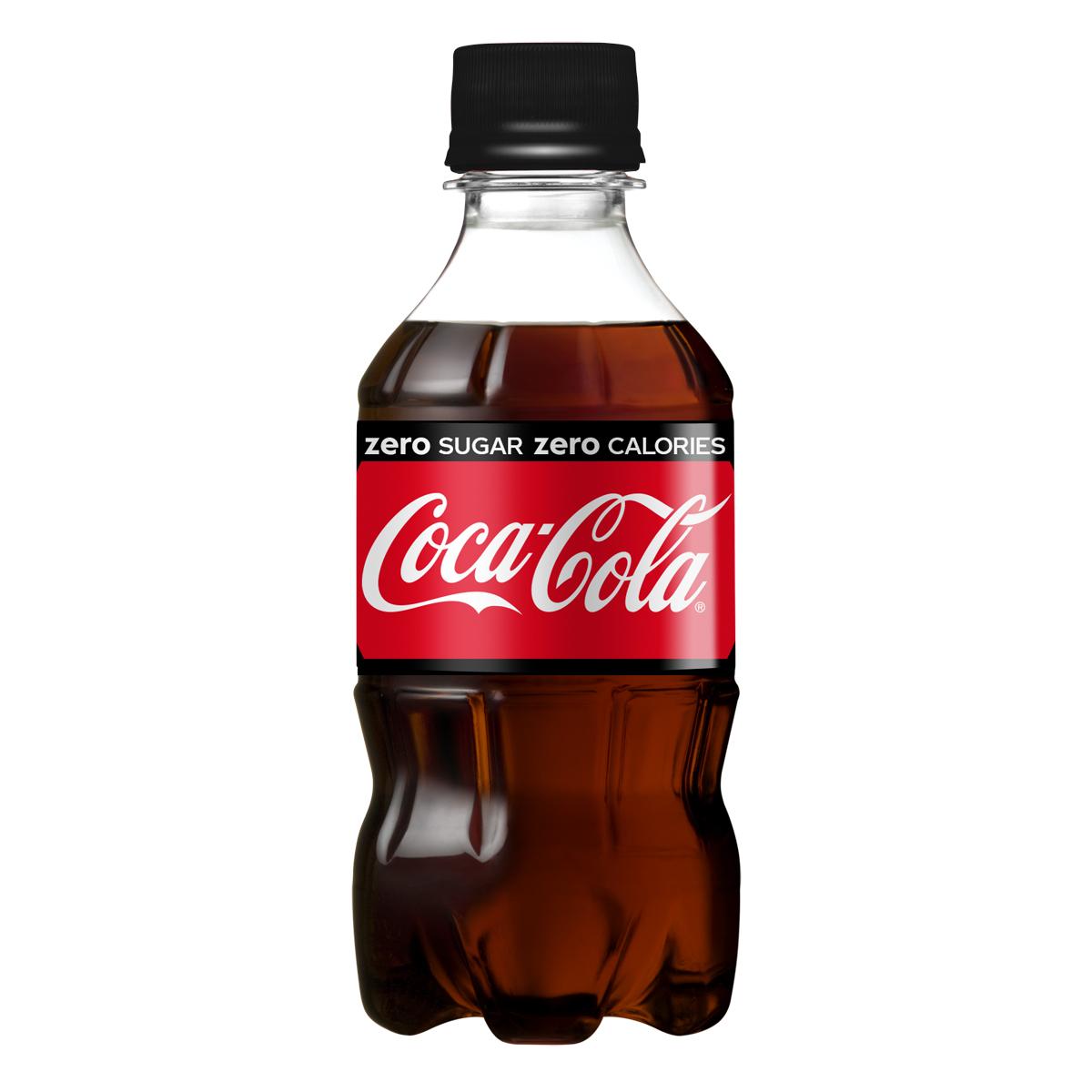 【2ケースセット】コカ・コーラ コカ・コーラ ゼロ PET 300mL 飲料 飲み物 ペットボトル ソフトドリンク 24本×2ケース 買い回り 買い周り 買いまわり ポイント消化