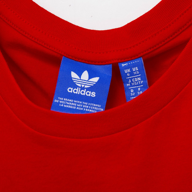 29f6d8bc27 Adidas adidas ay8136 LOOSE CROP TANK tank top VIVRED red Lady's T-shirt new  article brand fashion inner logo cheap cotton cotton 100% sports