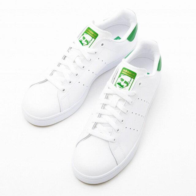 salada bowl: stan smith bulk low-frequency cut shoes white x green
