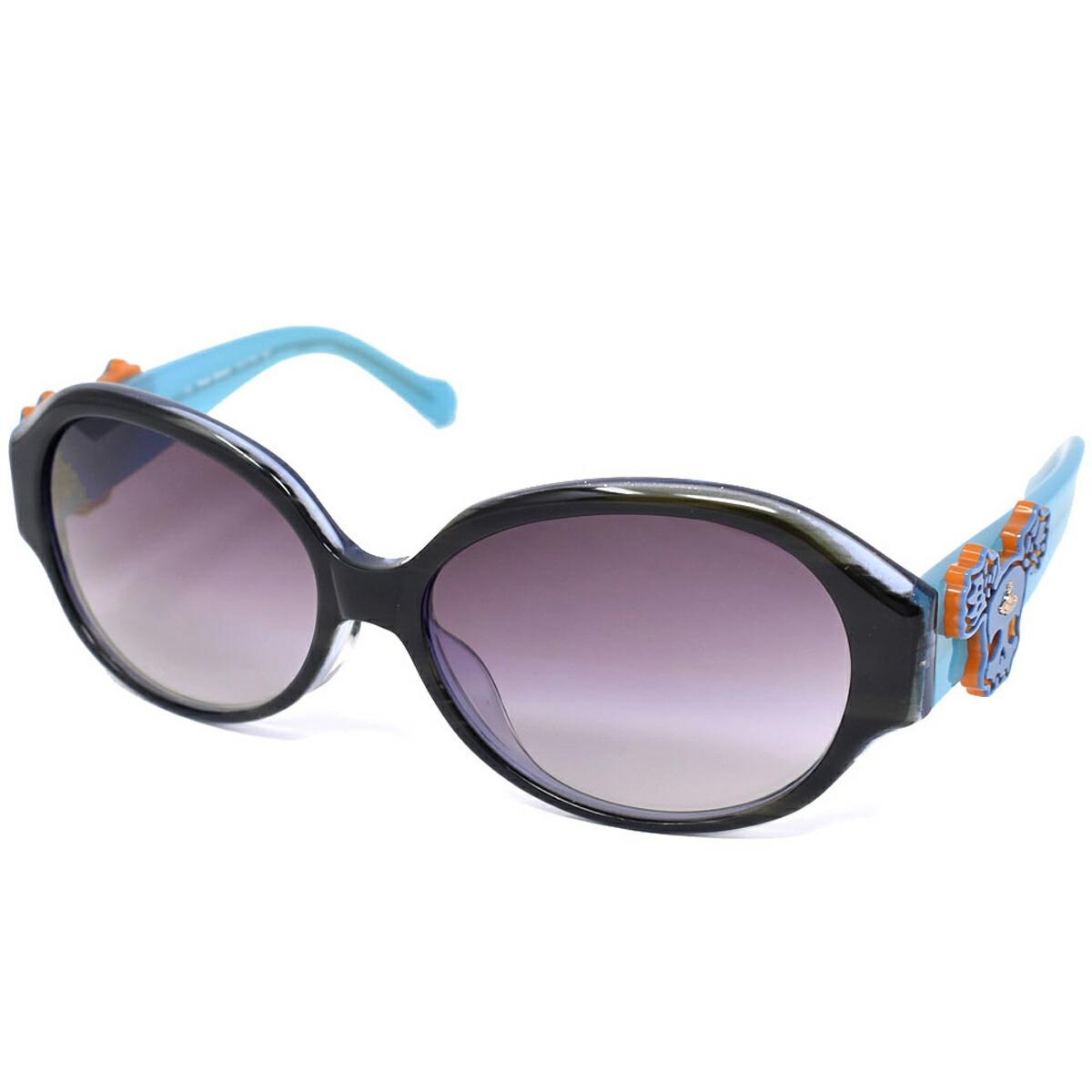 ヴィヴィアンウエストウッド Vivienne Westwood 7740 BB サングラス アジアンフィット メンズ レディース ブルー系