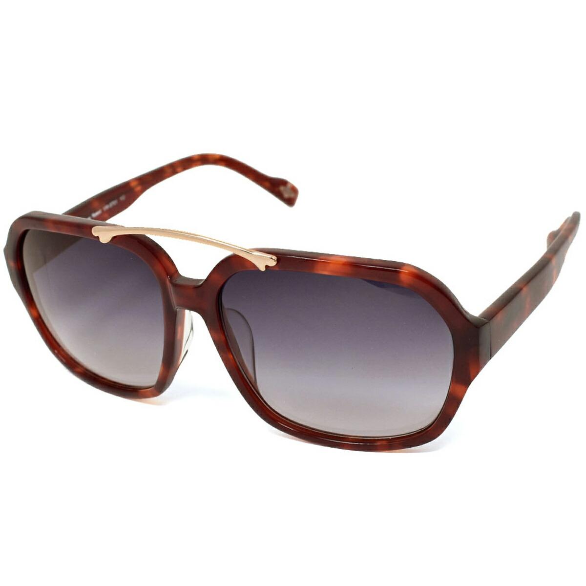 ヴィヴィアンウエストウッド Vivienne Westwood 9701 YD サングラス アジアンフィット メンズ レディース ブラウン系