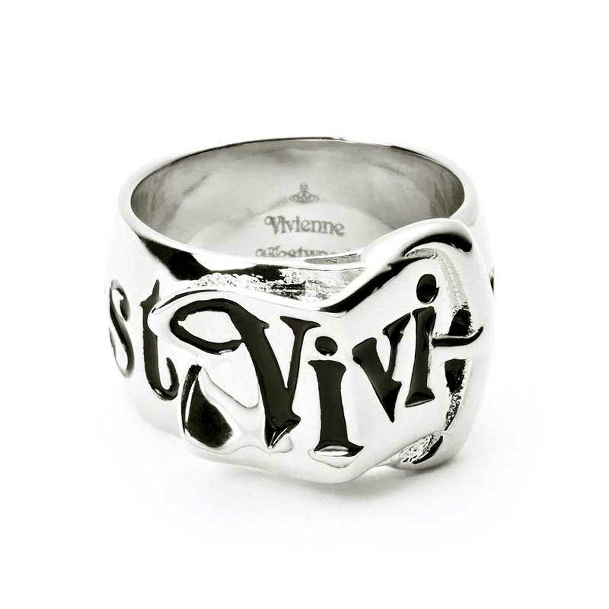 ヴィヴィアン 指輪 レディース ブランド サイズ 号 メンズ リング 幅広 ベルト ユニセックス かっこいい おしゃれ シルバー925 プレゼント 男性 女性 誕生日 Vivienne クリスマス M BELT SILVER ブラック 1 ヴィヴィアンウエストウッド 全国どこでも送料無料 XS Westwood SR001 XXS 全店販売中 L S RING シルバー XL