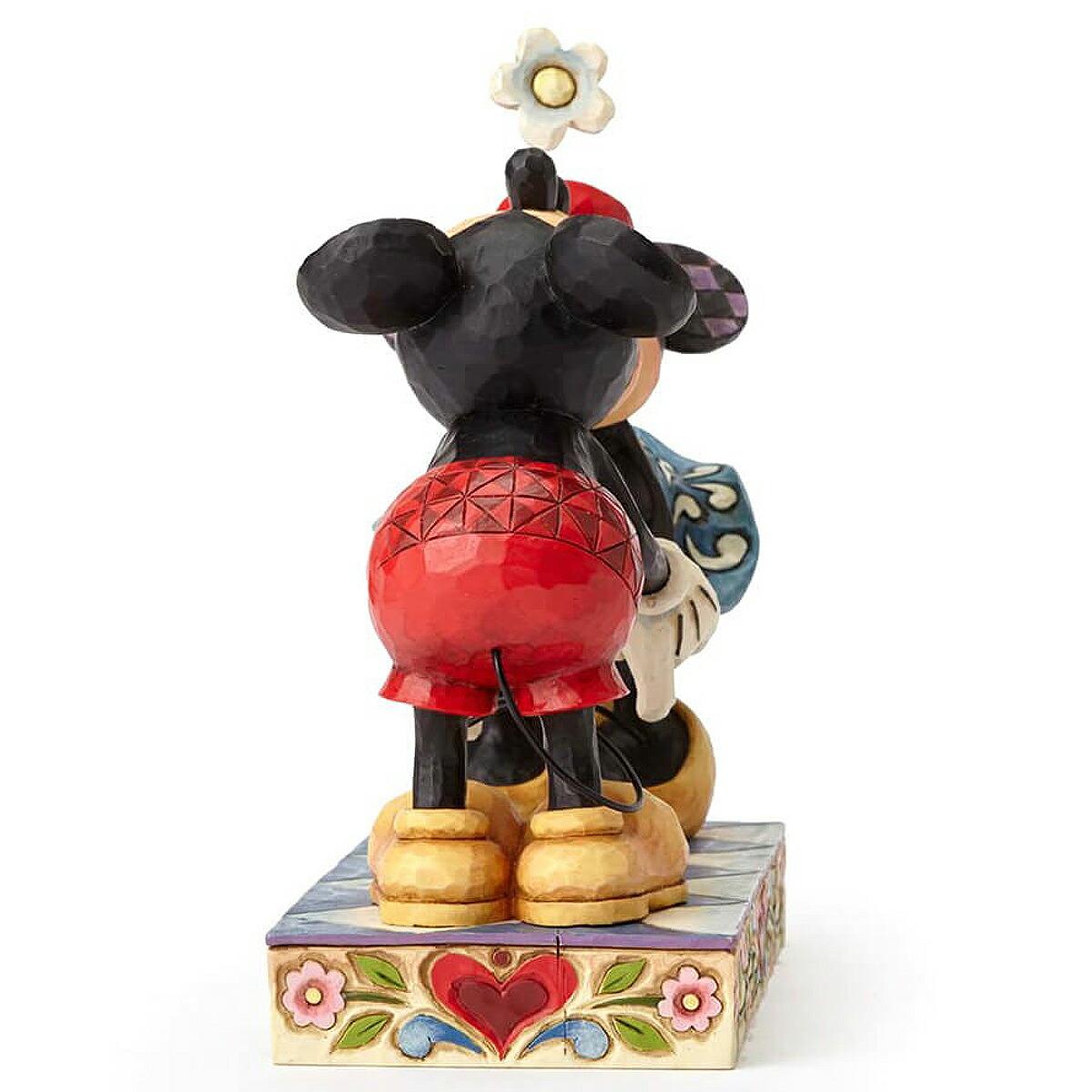 Salada Bowl Enesco Enesco Disney Tradition Disney Traditions Mickey Mouse And Minnie