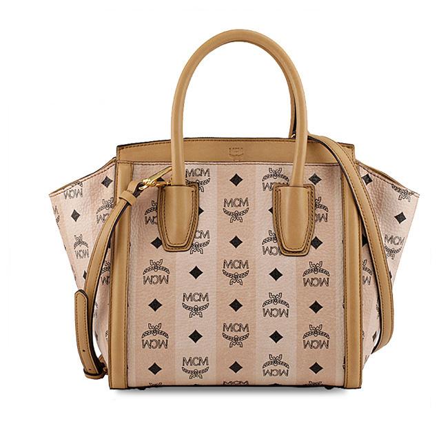 MCM bag mcm shoulder bag handbag tote bag S beige MWT4SVI99 MCM elegante  back ladies genuine fs04gm 26d975ada4524