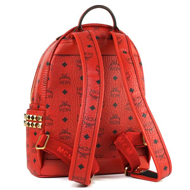 MCM MCM elegante MMK6AVE37 backpack bags small BP RUBY RU001 BACKPACK SML Ruby