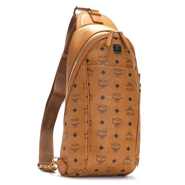 Mcm Elegante Shoulder Bag Mml6sve34 Sling Med Stark Also Bags One Backpacks Medium M Cognac Camel