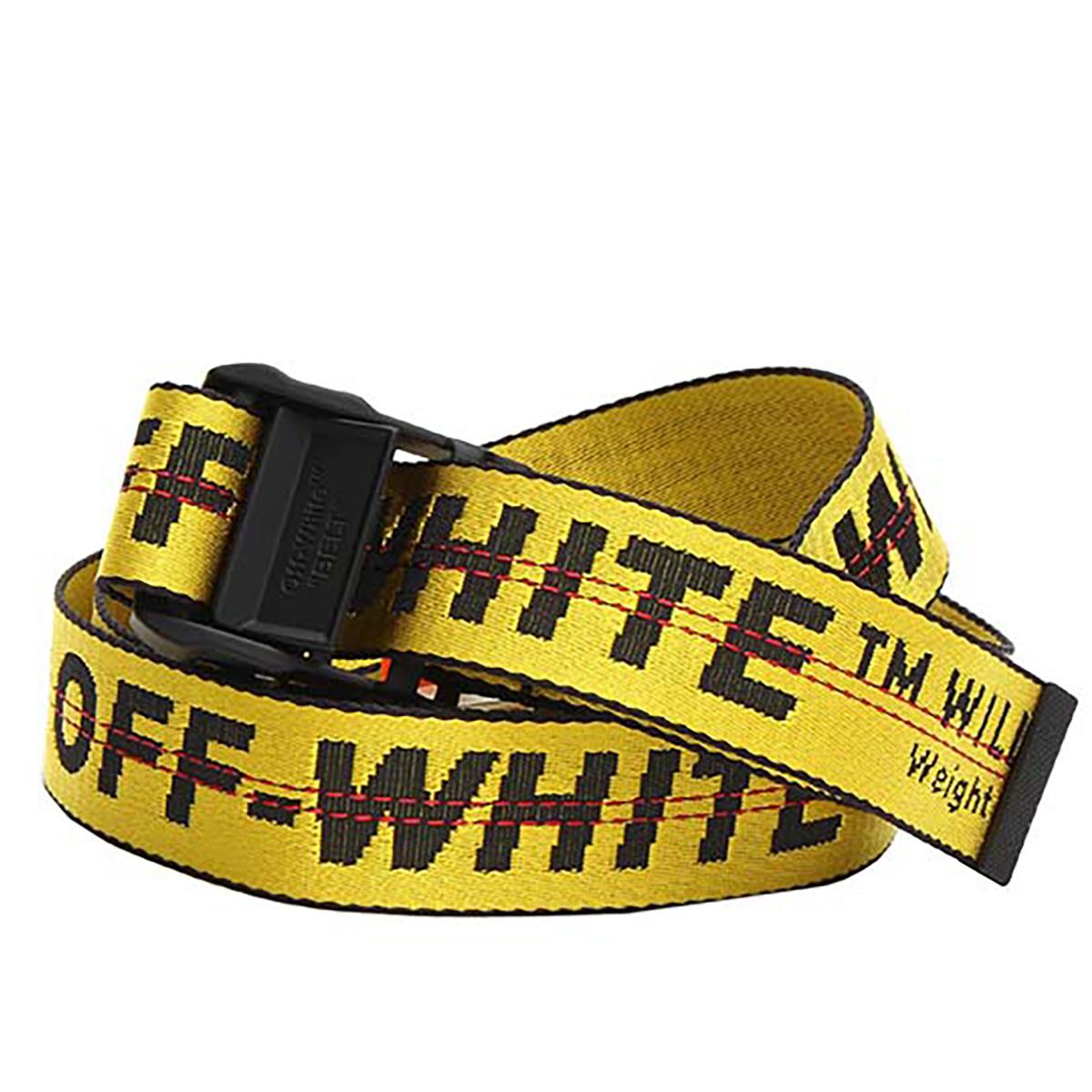 Salada Bowl: Long Belt Of Street Of Off-white OFF-WHITE Belt