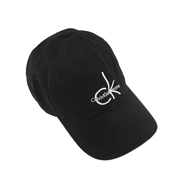 96aed993bc8b4 Calvin Klein jeans Calvin Klein Jeans CK cap baseball cap hat 41HH903 010  men s lady s black ...