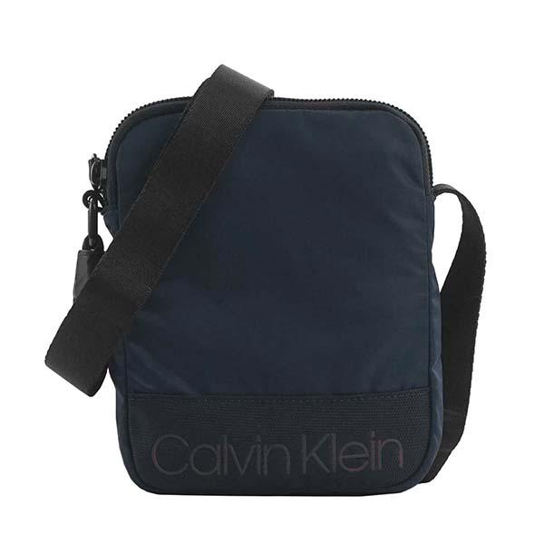 カルバンクライン Calvin Klein CK ショルダーバッグ 斜めがけバッグ K50K504366 067 NV SHADOW MINI REPORTER シャドー ミニ レポーター ネイビー
