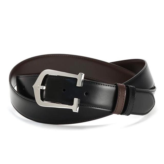 dc65103183a3a Cartier Cartier L5000152 belt mens belt belt Elongated C arrange buckle  belt men business leather leather brand large size large buckle new
