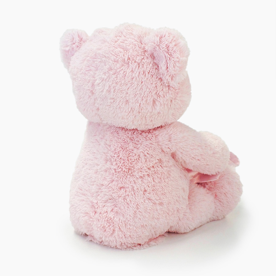 Baby Gund My First Teddy Peek A Boo 4059954 Pink
