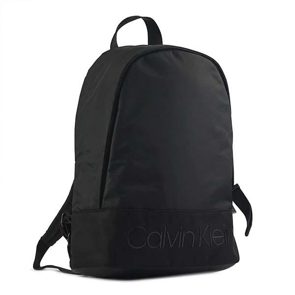 カルバンクライン Calvin Klein CK バックパック リュックサック K50K503905 001 SHADOW ROUND BACKPACK シャドーラウンドバックパック BLACK ブラック