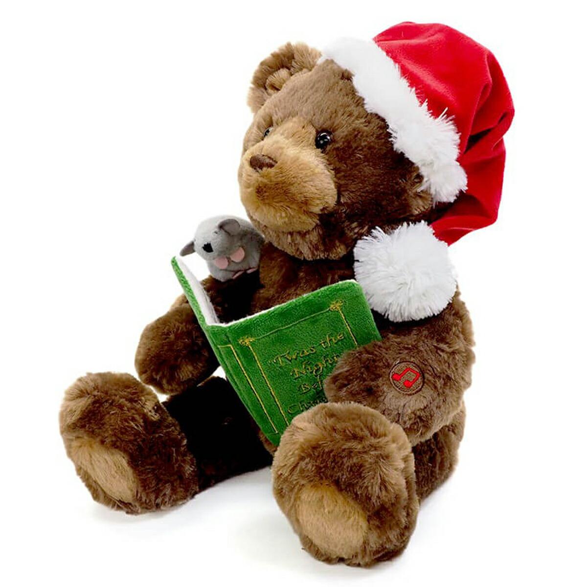 Christmas Holiday kids Gifts Gift Gund My First Teddy Bear Baby Stuffed Animal