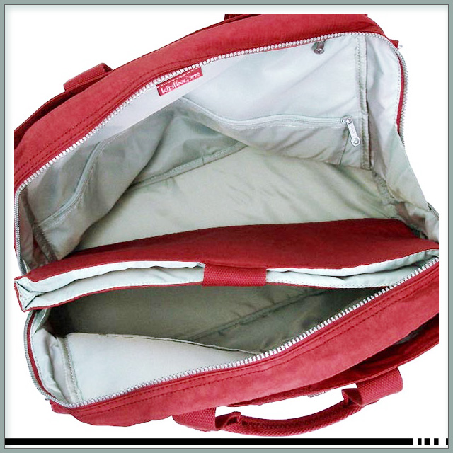 876955e14f ... Nylon sale new work red with the lady's men's 2way ipad case that a briefcase  business ...