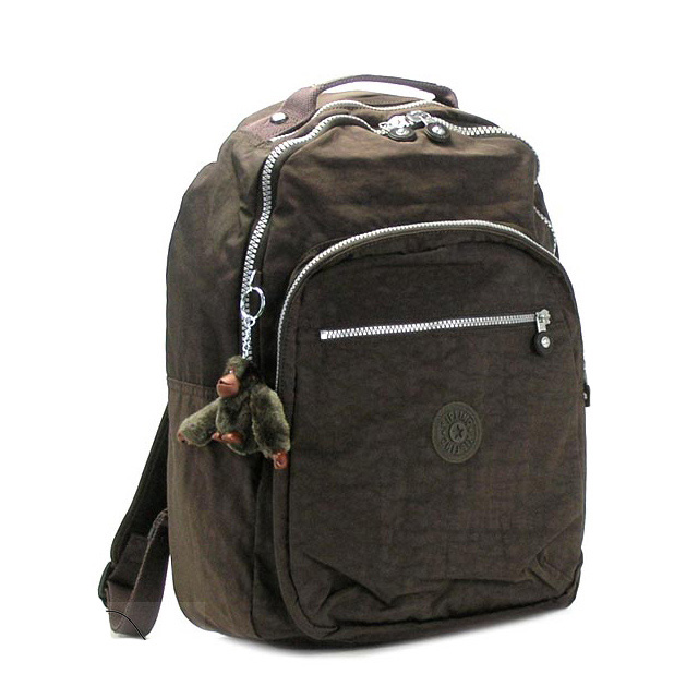 Kipling Backpack Backpack K13735 740 SEOUL EXPRESSO BROWN bag