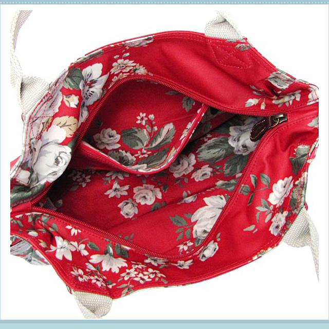 데이 가방 토트 백 キャスキッドソン Cath Kidston 핸드백 Day Bag HAMPSTEAD ROSE