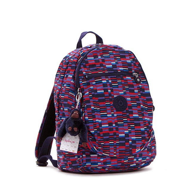 Kipling Luc kipling backpack ladies bag K15016 B06 CLAS CHALLENGER Backpack  Backpack fashion school 1f2f1b8c95ac1