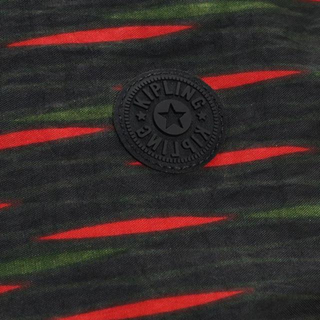 キプリング kipling リュック バックパック デイパック 機能的 ナイロン メンズ レディース 軽い 大きめ 新作 バッグ 旅行用 CAERWYN ブラック+マルチカラー 新品 正規 モンキーチャーム 誕生日 プレゼント 母 父 ペア 男女兼用MGqLUzpSV