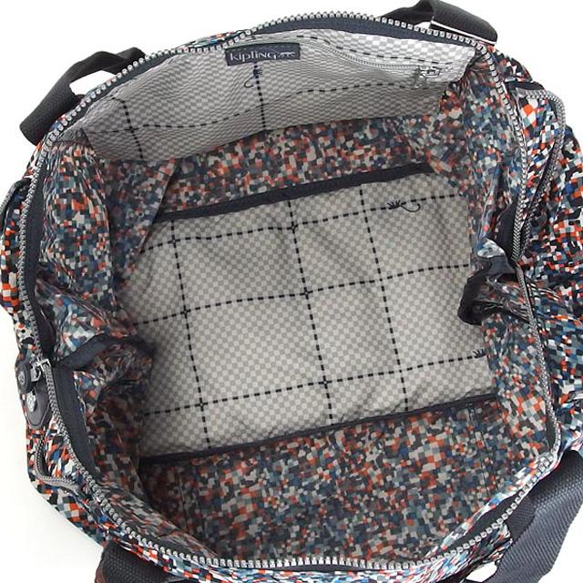 Kipling bag kipling bag K01362 F10 ART M shoulder bag grey series multimedia aecdfa01fe342