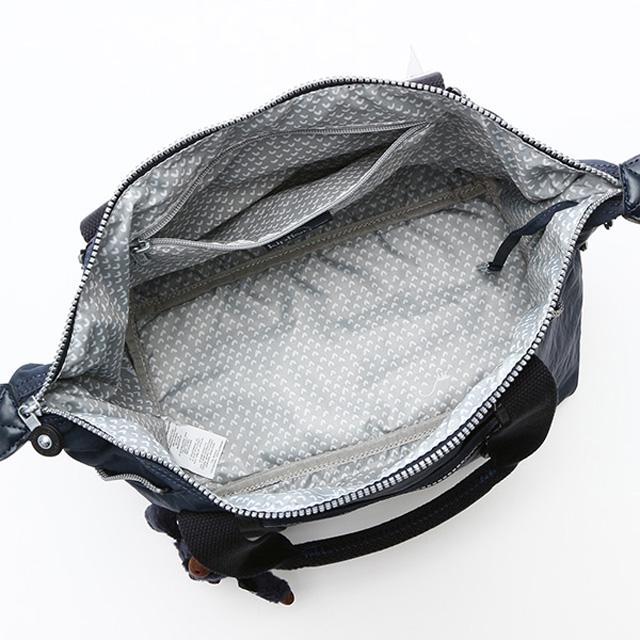 Salada Bowl  Of bag Boston bag handbag ALASKAN BLUE Alaskan blue ... 52aba4344c367