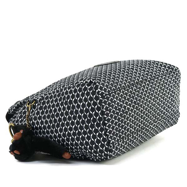 키플링 2way 가방 Kipling K43791 K40 ELYSIA 기울기 벼랑 숄더 핸드백 미니 보스톤 BK 흑백 블랙