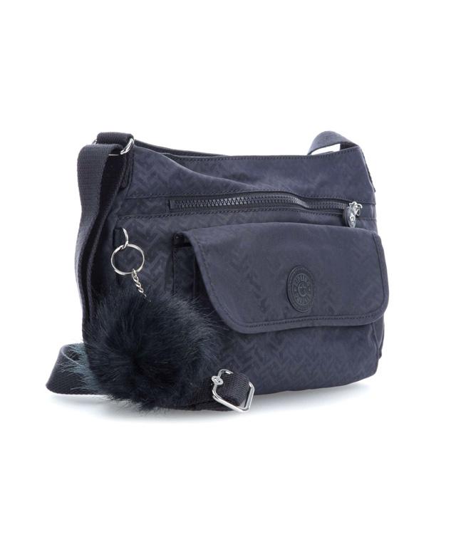 Of shoulder bag NIGHT BLUE EMB navy origin at キプリング Kipling bag K12482 L12  SYRO Shiro bias df85ce1d36a46