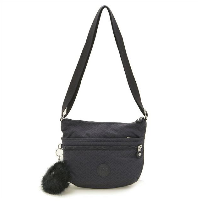 Salada Bowl  Of bag NIGHT BLUE EMB navy origin at キプリング Kipling shoulder bag  ARTO S K10146 L12 alto S bias  75a2f41334e63