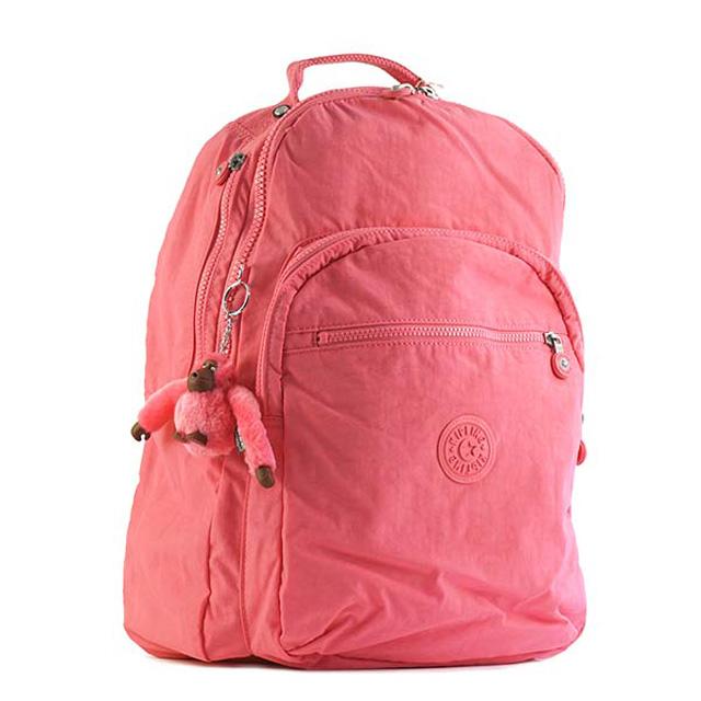 キプリング Kipling リュックサック K12622 R51 CLAS SEOUL クラスソウル バックパック CITY PINK ピンク