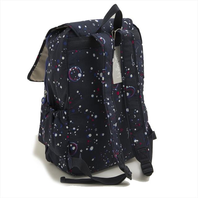 Kipling Haruko Large Backpack Galaxy Party